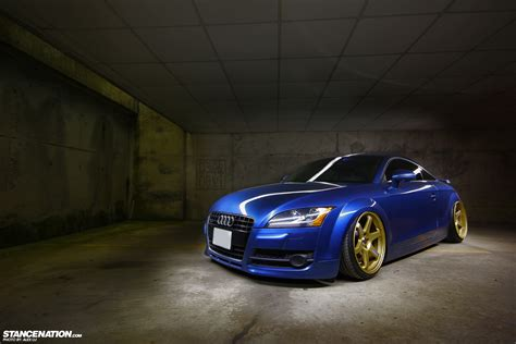 audi slammed first things firstt justin wong s audi tt