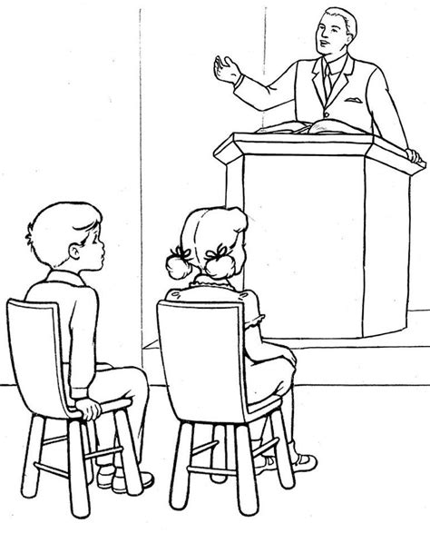 pastor appreciation coloring pages coloring pages