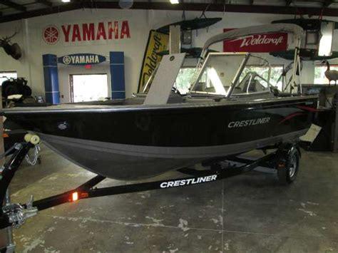 crestliner boats oregon 2015 crestliner 1650 fish hawk wt for sale in hood river