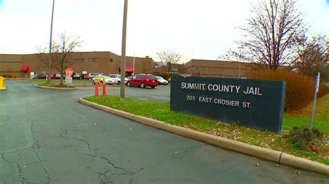 Summit County Arrest Records Courts Prepare For Release Of Low Level Inmates From Summit County Fox8