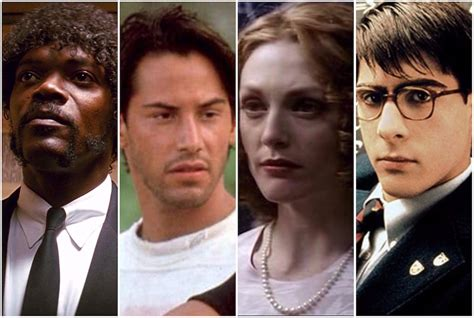 s day actors names the 50 best of the 90s from pulp fiction to