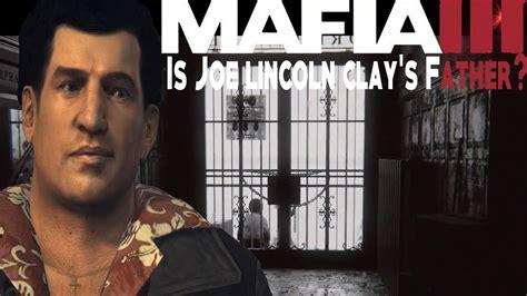 joe lincoln mafia 3 is joe lincoln s theory pro s cons