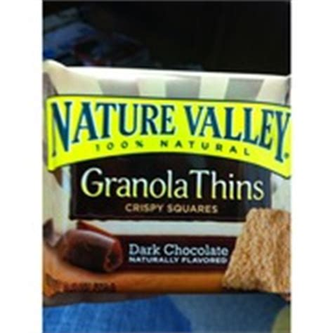 Nature Valley Detox by Nature Valley Chocolate Granola Thins Crispy Squares