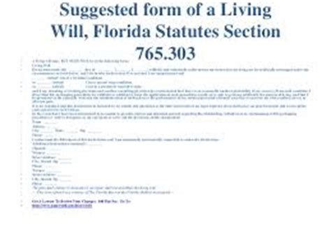 Free Florida Living Will Jacksonville Estate Planning Attorneys Qualified Income Trust Template Florida