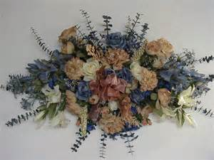 Home Interior Wall Hangings silk flowers and custom floral wall hangers wreaths swags