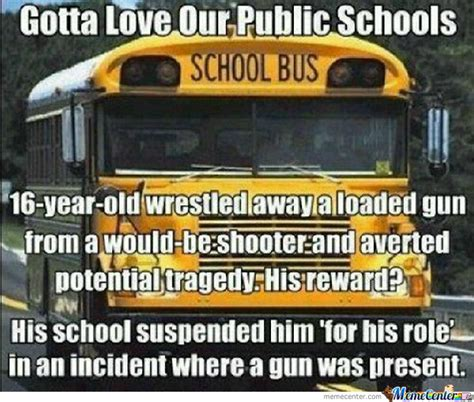 Public School Meme - getting real tired of your shit public school systems by