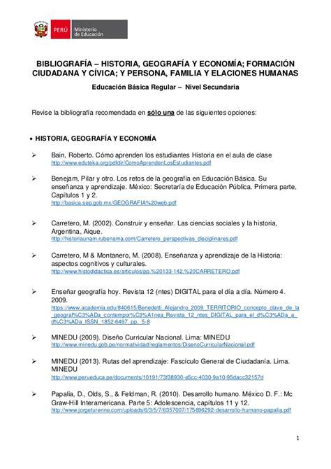 examen de historia geografia y civica de quinto grado de ebr nivel secundaria hge fcc y pfrrhh temario para el