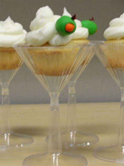 martini cupcake martini birthday cupcakes festive martini birthday