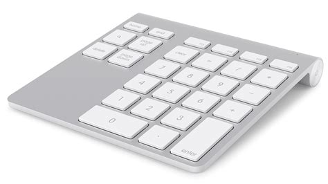 Keyboard Numeik Pad a matching numerical keypad for your wireless apple