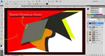 desain kartu nama dokter hewan tutorial photoshop cara membuat dan contoh desain kartu