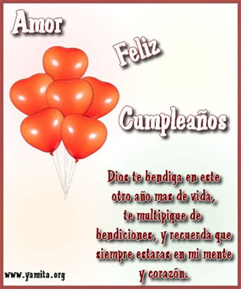tarjeta feliz cumpleaos yerno yamitaorg tarjeta feliz cumplea 241 os amor separadores cristianos