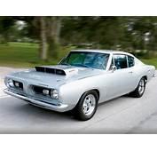 1968 Plymouth Barracuda  Time Lapse Pandemonium Hot Rod