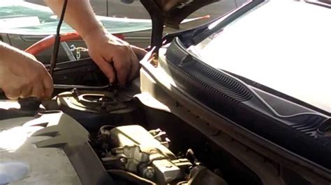 how cars engines work 2004 hyundai elantra windshield wipe control how to remove wiper arms and cowling 2008 hyundai accent youtube