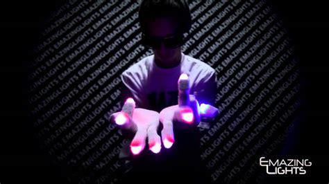 amazing lights ayo skidz horizon glove set glove light show