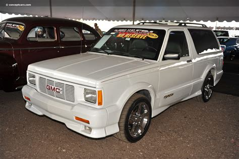 gmc typhoon transmission 1993 gmc typhoon technical specifications and data engine