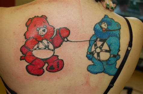 care bear tattoos care bears by yayzus on deviantart