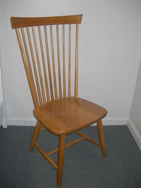 Shaker Furniture Of Maine by Shaker Furniture Of Maine 187 Cherry Shaker Style Side Chair