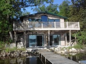 pontoon boat rental whitefish lake cabin wisconsin house with pontoon boat lakeplace