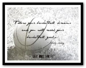 Poster Quote 018 motivational basketball quotes for dreams quotesgram