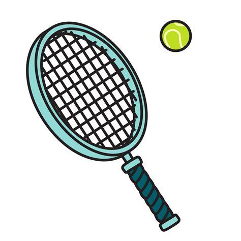 tennis clipart tennis racket clipart best