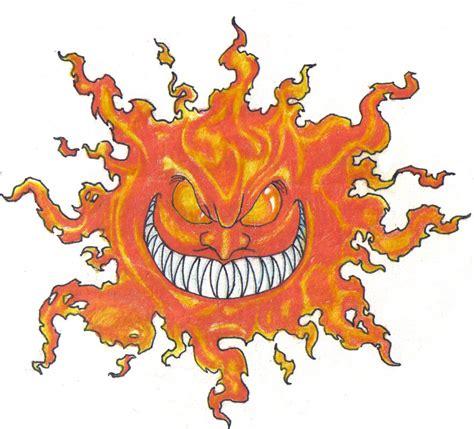 evil sun by thor102098 on deviantart