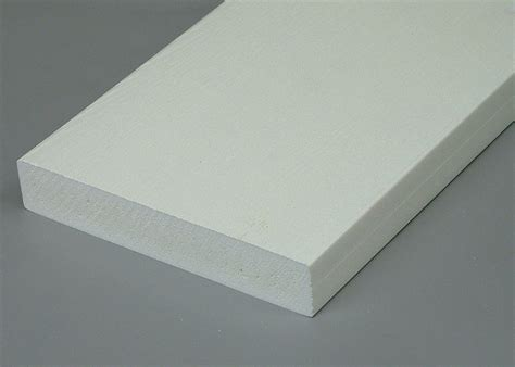 Interior Trim Boards 5 4 x 6 white recyclable pvc trim board for interior no