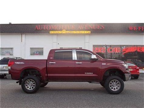 Toyota Tundra Sr5 Package Purchase Used 2008 Toyota Tundra Sr5 Crw Max Trd Road