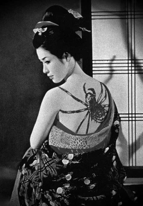 yakuza tattoo lady the japanese black widow is one cold hearted obaa san