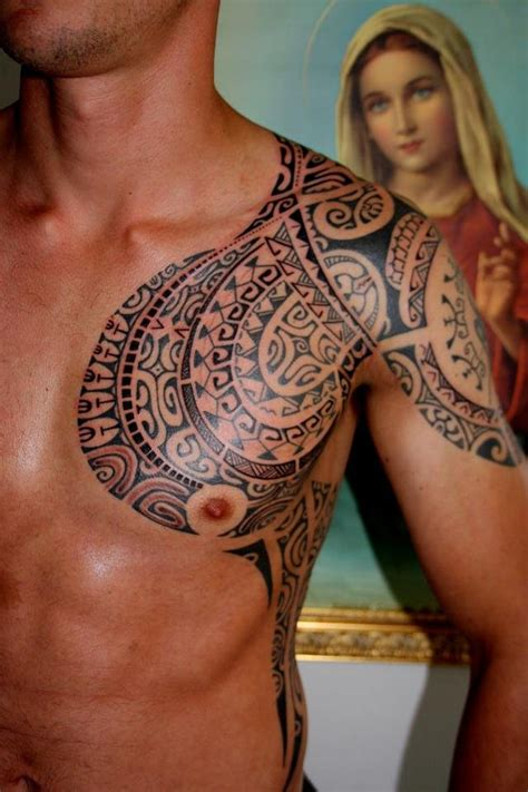 hawaiian shoulder tattoo designs 59 awesome hawaiian shoulder designs