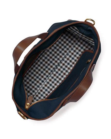 Tote Bag 271 ghurka editor no 271 large twill tote bag navy