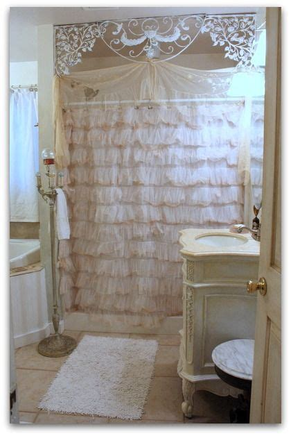 30 adorable shabby chic bathroom ideas