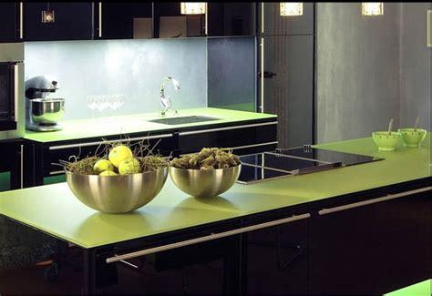 modern kitchen countertop ideas stylish kitchen countertop materials 18 modern kitchen ideas