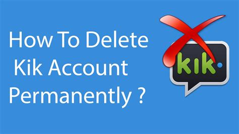 How To Find On Kik Near You How To Delete Kik Account Parmanenlty