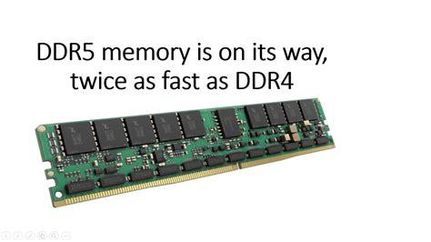 Memory Ddr5 Ddr5 Ram Price Specificaton