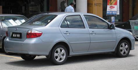 1st Toyota File Toyota Vios Generation Rear Serdang Jpg