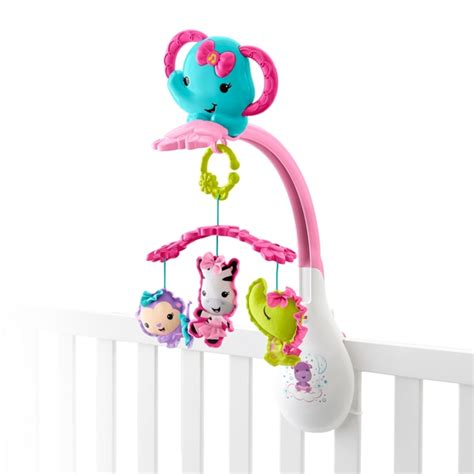 Musical Mobile fisher price 3 in 1 musical mobile infant toys uk