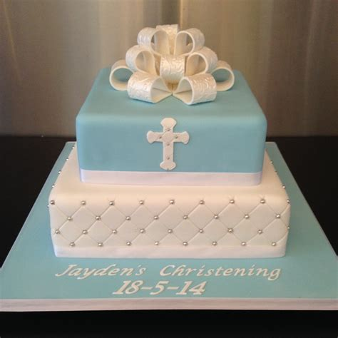 christening baby shower  gender reveal cakes sugarperfection