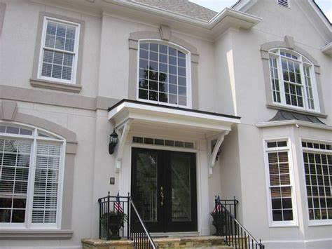 economical flat roof porticos images  pinterest