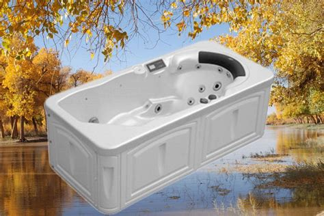 One Person Spa Tub Buy Spa Tub Massage Bathtub Outdoor