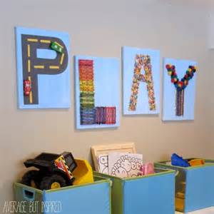 creative quot play quot for the playroom average but inspired