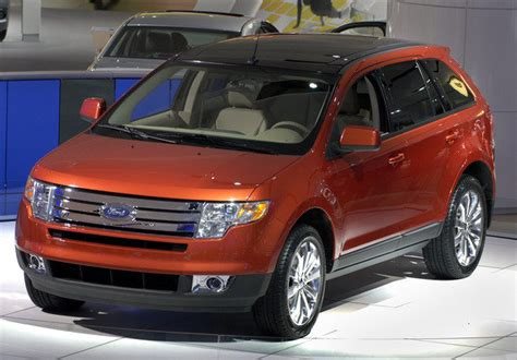 ford edge top speed 2006 ford edge car review top speed
