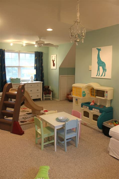 gender neutral nursery and playroom project nursery