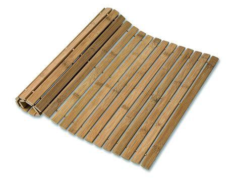 Bamboo Bath Mat Target by Oblong Bamboo Wooden Folding Kitchen Bathroom Duck Board