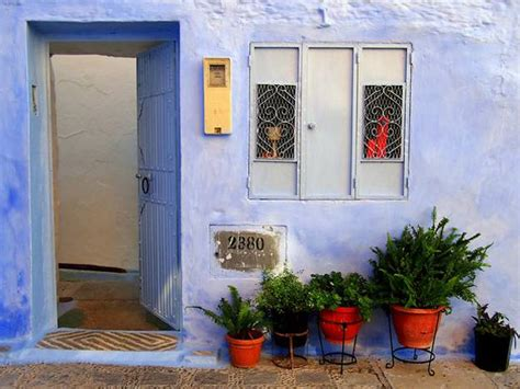 home decor front door moroccan decor and blue color bring cool moroccan style