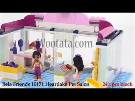 Mainan Salon Salon Salonan Mainan Anak mainan anak perempuan bongkar pasang lego block friends