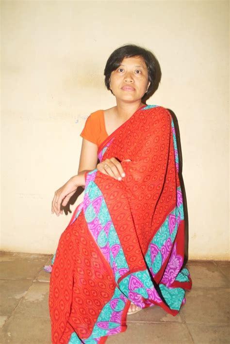 Baju Sosialis yuli nugrahani a part of sri lanka 2 saree