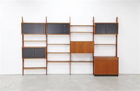 mid century shelving system adore modern