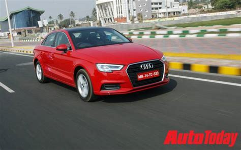 Audi Story New Audi A3 Launch Scheduled For April 6 Upcoming