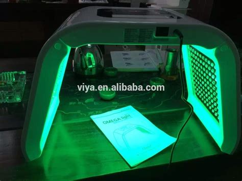 green light therapy vy q13 professional blue yellow green light
