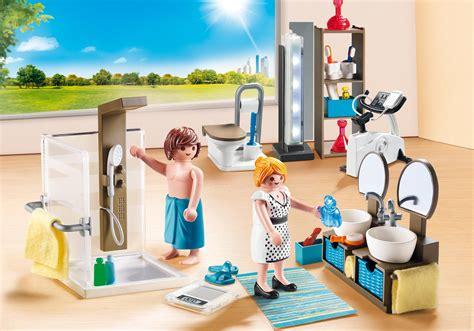 badezimmer playmobil salle de bain avec 224 l italienne 9268 playmobil